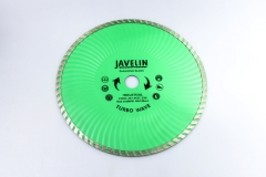 Turbo Wave diamond blades